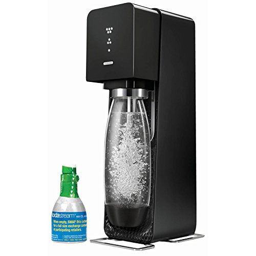 SodaStream Source Sparkling Water Maker, Black (Hand Carbonator compare prices)