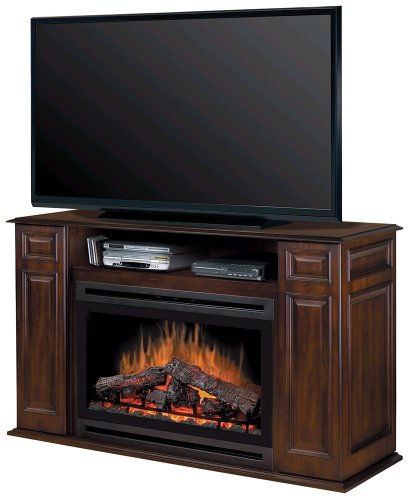 Dimplex SAP-033-BW Atwood Electric Fireplace and Media Console image B003XZ49GK.jpg