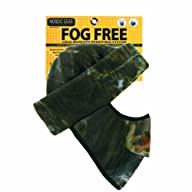 Nordic Gear - Fog Free (Cold Weather Breathing System), Watch Cap, Fleece, Mossy Oak Break-Up Camo
