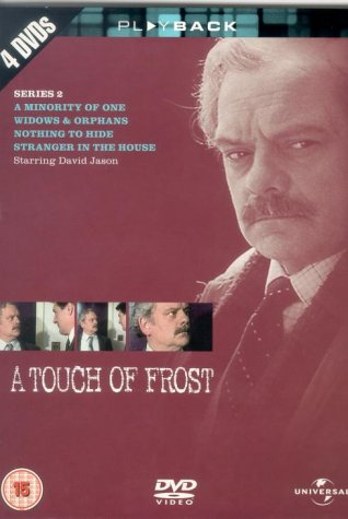 A Touch of Frost: Series 2 [DVD] [1992]