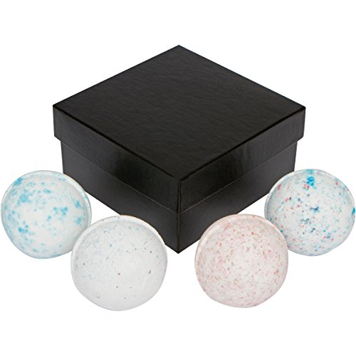 Mens bath bomb gift set huge 4 7 oz perfect relaxation for Bathroom sets for men