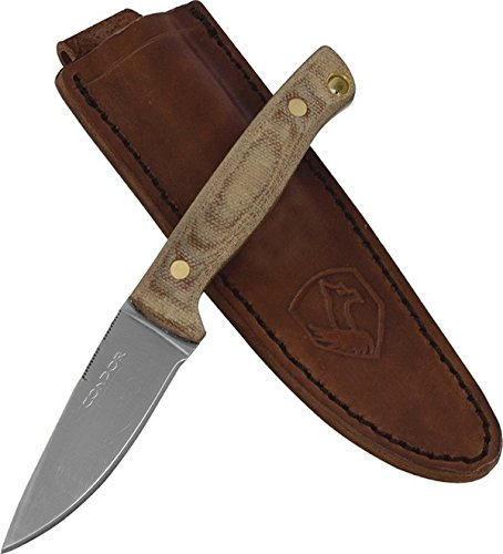 Condor Tool & Knives Mayflower Fixed Blade Knife - CTK100-3