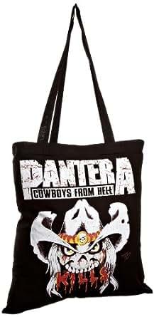 Bravado - Pantera Cowboys From Hell - Articles De Voyage - Homme - Noir - Taille Unique