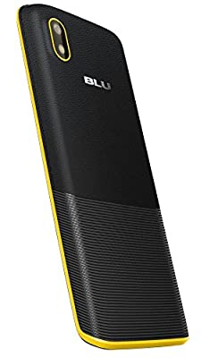 BLU Tank II (Black-Yellow)