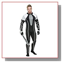 Survivor Jumpsuit Adult Costume (Large)