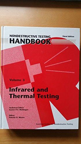 Nondestructive Testing Handbook: Infrared and Thermal Testing