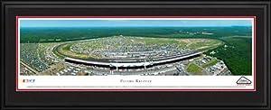 NASCAR Tracks - Pocono Raceway Aerial - Framed Poster Print by Laminated Visuals