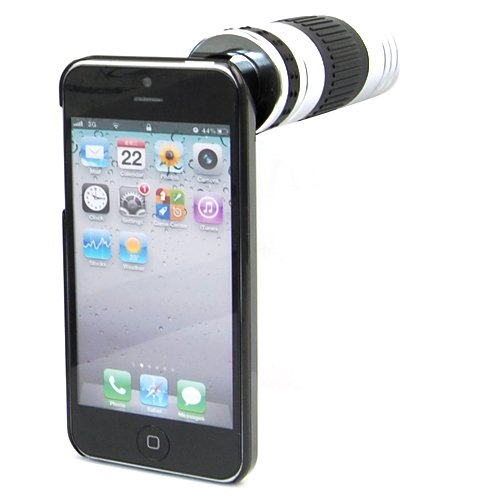 16X Zoom Phone Camera Lens Telescope 220X Microscope With Tripod For Iphone 5G