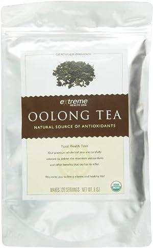 Extreme Health USA Extreme Health's Organic Oolong Tea