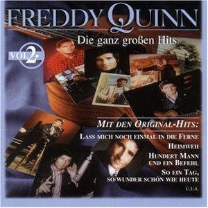 FREDDY QUINN - Die Ganz Grossen Hits - Zortam Music