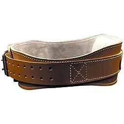 Schiek 2004 Leather Lifting Belt - 4 3/4 Inch Xx Large