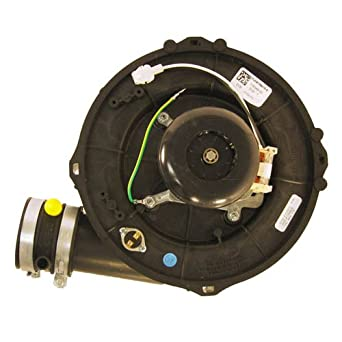 80m52 ducane furnace draft inducer exhaust vent venter for Furnace exhaust blower motor