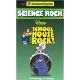 Schoolhouse Rock: Science Rock [VHS]