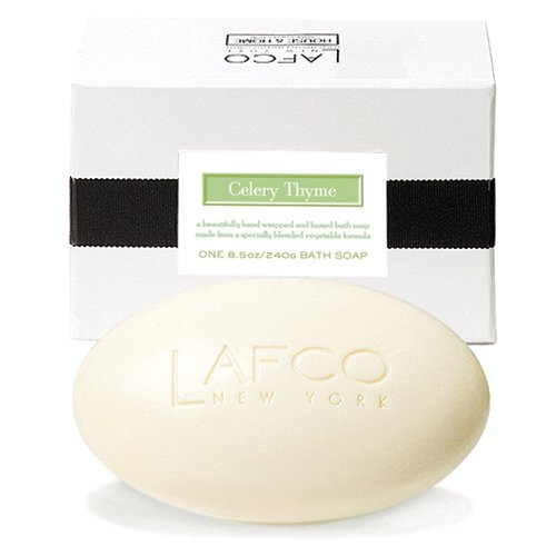 LAFCO House & Home Bath soap - Celery Thyme - 8.5 oz by Lafco