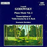 Godowsky: Piano Music, Vol. 2