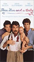 Three Men and a Baby [VHS]