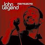 echange, troc John Legend - Live From Philadelphia
