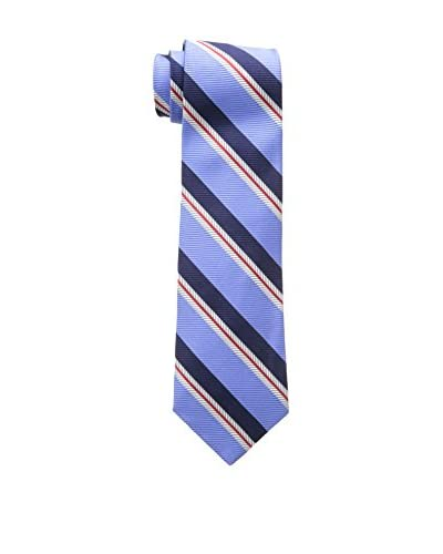 Brooks Brothers Cravatta [Blu Scuro/Viola]