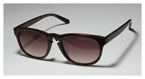 christian-lacroix-7003-womens-ladies-wayfarer-full-rim-sunglasses-sun-glasses-52-20-0-brown