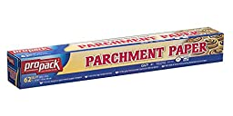 Propack Non Stick Parchment Paper 15x50 Pack Of 4