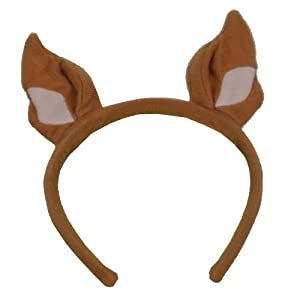 Diy Dog Ears And Tail Costume
