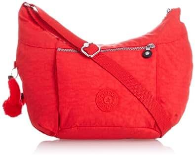 Kipling Women's Jazmyn Shoulder Bag K1531210P Cardinal Red