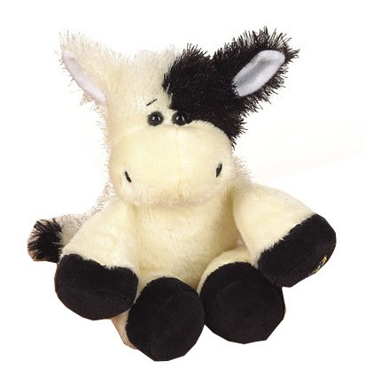 Ganz Lil' Webkinz Plush - Lil' Kinz Cow Stuffed Animal - 1