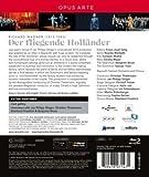 Image de Wagner: Der fliegende Hollander [Blu-ray]