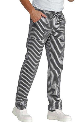 Isacco-Pantaloni da cucina Londra 12 multicolore XL