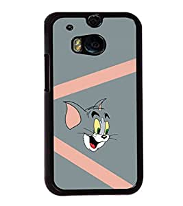 printtech Funny Tom Designer Back Case Cover for Huawei Honor 7 Enhanced Edition; Huawei Honor 7 Dual SIM with dual-SIM card slots