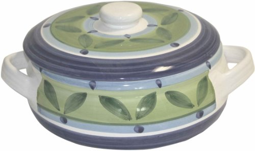 Caleca Bluemoon Covered Casserole Dish