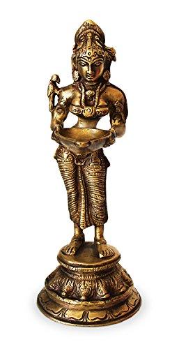 figurine-lakshmi-figurine-debout-statue-en-laiton-massif-hauteur-24-cm-hinduistische-deesse-epouse-d