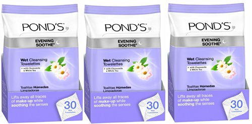 ponds-evening-soothe-wet-cleansing-towelettes-30-count-pack-of-3