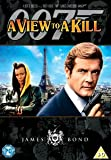 Bond Remastered - A View To A Kill (1-disc) [DVD] [1985]
