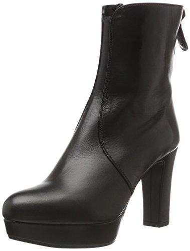 UnisaRENDE - Stivali bassi con imbottitura leggera Donna , Nero (Nero (nero)), 38 EU