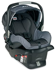 BOB B-Safe Infant Car Seat, Black