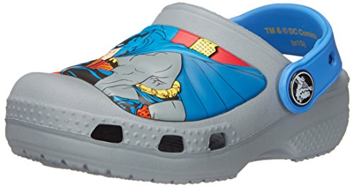 crocs CC Batman Clog (Infant/Toddler/Little Kid) at Gotham City Store