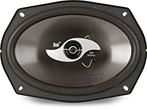 Dual Electronics DS692 6x9 Coaxial Speakers by Dual Electronics