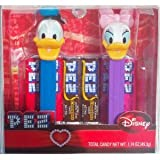 PEZ Valentine Gift Set, Disney Couples, 6.77 Ounce