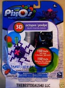 Pixos Octopus/ Poulpe