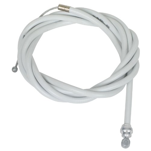 Odyssey Slic-Cable Bicycle Brake Cable, - White 1.5mm