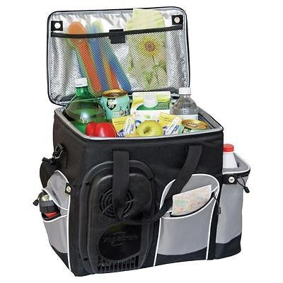 Soft Bag Car Cooler Portable 12v Electric Travel Warmer Can Camping Lunch Food (Replacement Lunch Crock compare prices)