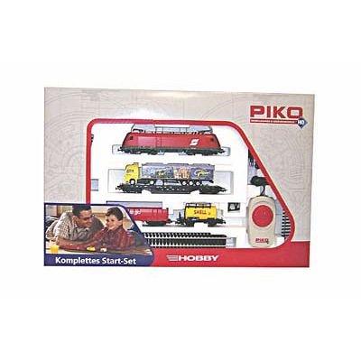 Piko-57170-H0-Start-Set-BR-182-Gterzug
