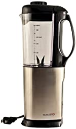 Saachi SA-1460 Stainless Steel Coffee Grinder / Wet & Dry Chutney Grinder with 1/2 Liter Blender Attachment by VCT Electronics (Kitchen)