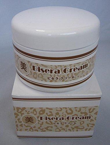 ビセラクリーム フルボ酸&天然鉱石 ジェル 150g 美肌とリンパ活性のオールインワンクリーム