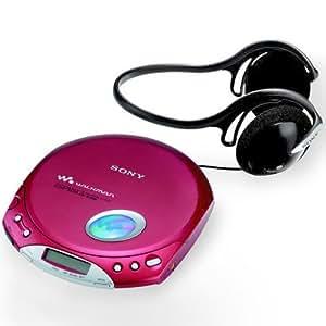 sony d e350 portable cd player electronics. Black Bedroom Furniture Sets. Home Design Ideas