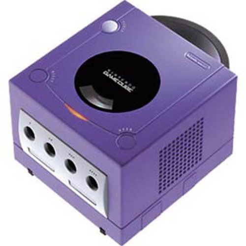 GameCube Console - Purple