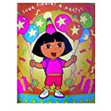 Dora the Explorer Dora Fiesta Fleece Blanket Throw