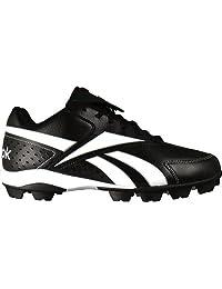 Reebok - Jr Prospect Low Mrt Juniors Shoes In Black/White, Size: 3 M US Little Kid, Color: Black/White