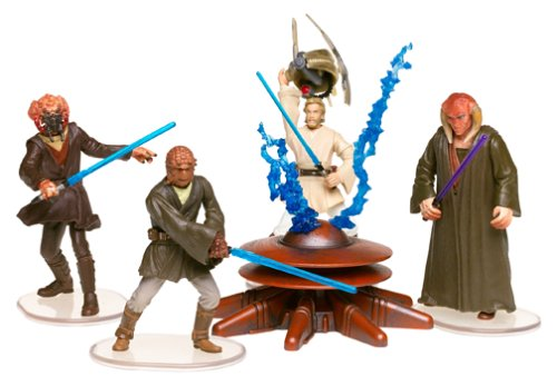 Star Wars Saga- Aotc Jedi Warriors - 1